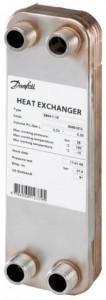 Brazed heat exchanger type XB 04-1-10