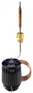 Thermostatic actuator type RAVK